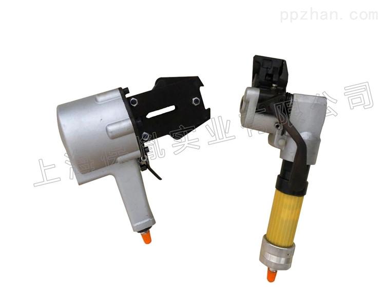 吉林钢管打包机 气动钢板捆扎机