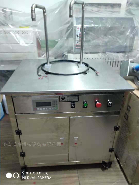 双头双泵纯电动灌装机-鑫沃发机械