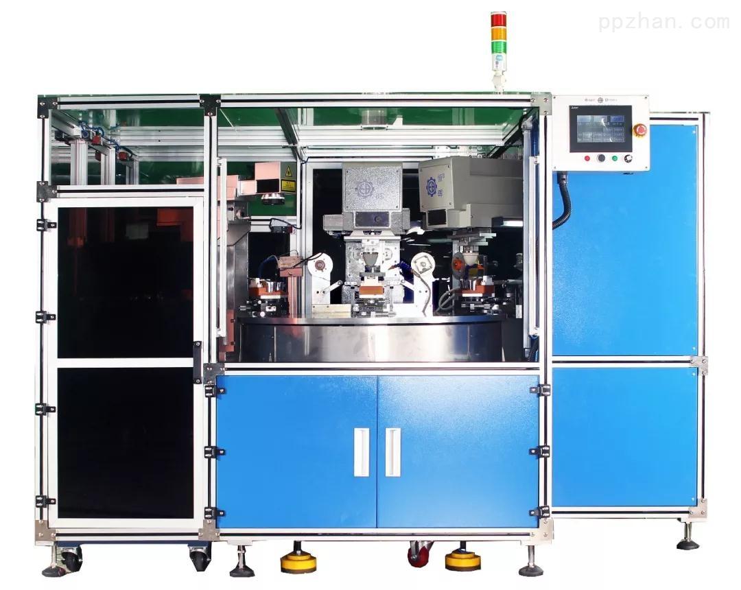 SPCCSF-828FRJG-双色油盅移印机-恒晖特别定制机