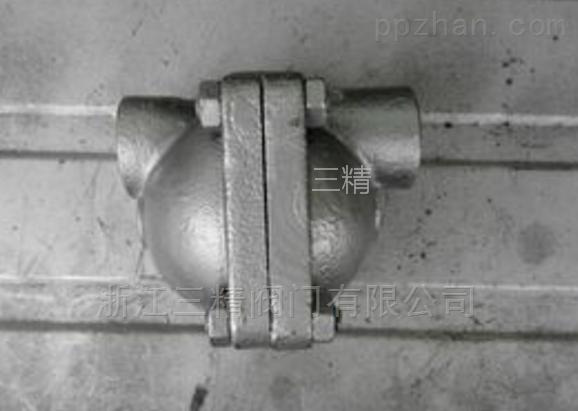 CS11H-16C-3NL-不銹鋼內螺紋立式疏水閥