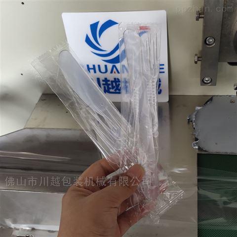 一次性刀叉自动包装设备,勺子包装机