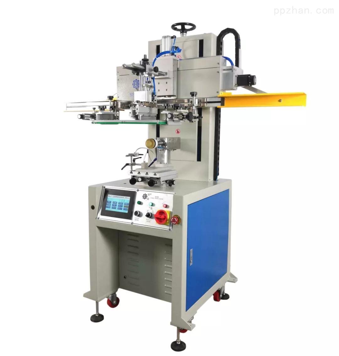 SS2-450DS-恒晖伺服高精度圆面丝印机