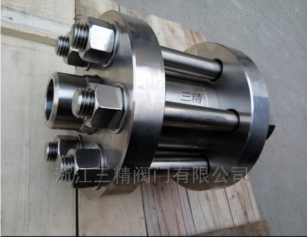 H72Y-320C-锻钢高压对夹止回阀