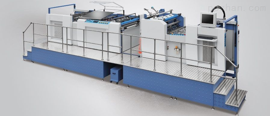 鑫恒高台高速覆膜机-G-1050系列-鑫恒包装