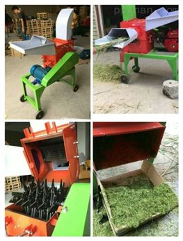多功能铡草粉碎机 玉米秸秆铡草机
