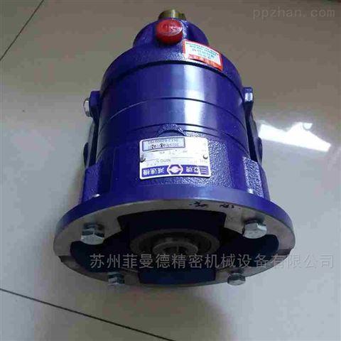 HF280-14.8-2HP-4P减速机伺服马达配套用