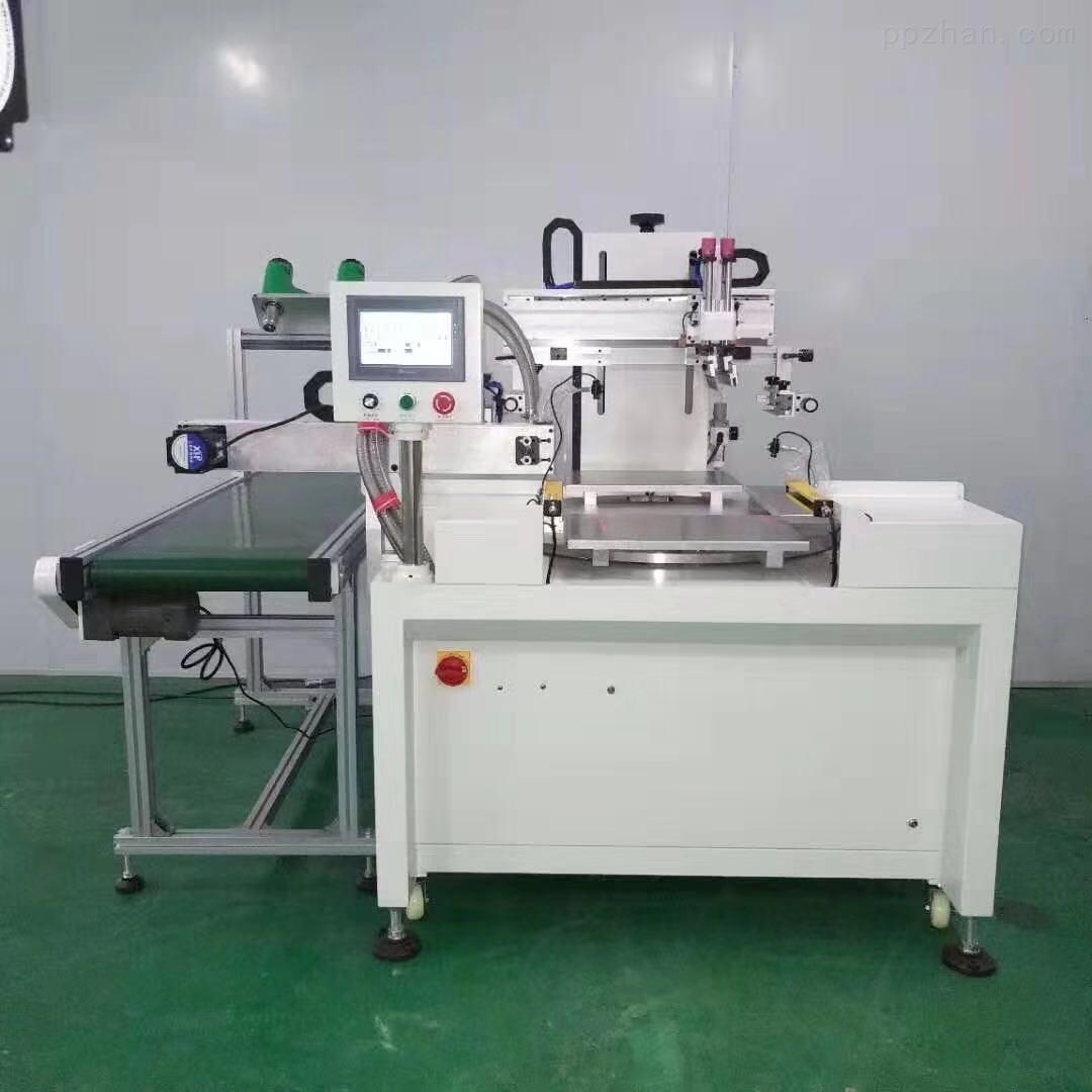 岳阳市灯具玻璃丝印机额温枪标牌丝网印刷机