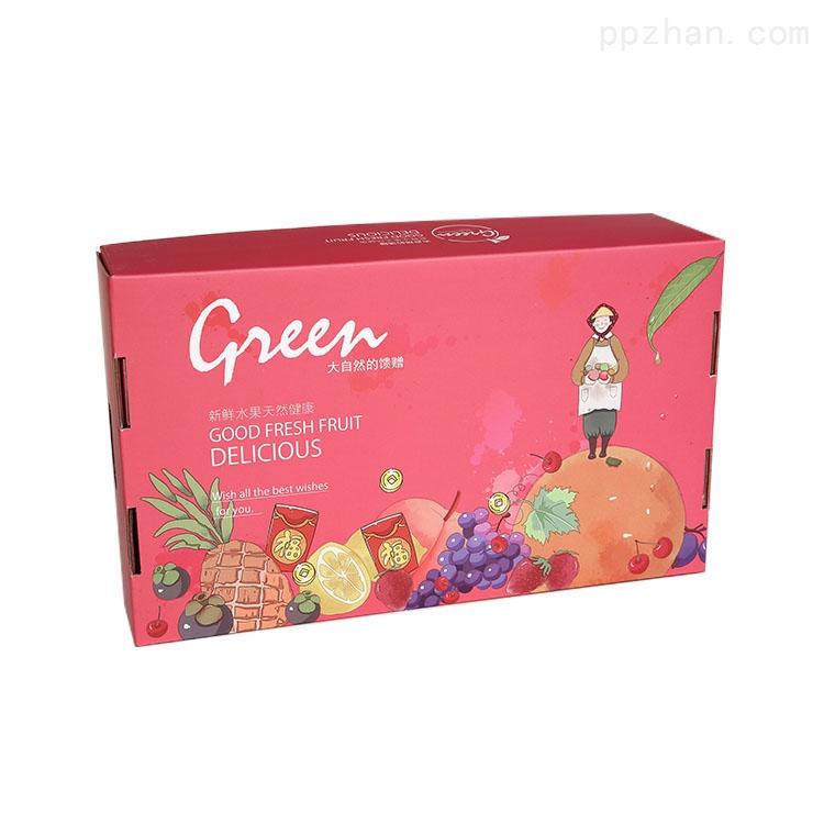 精品水果包�b盒