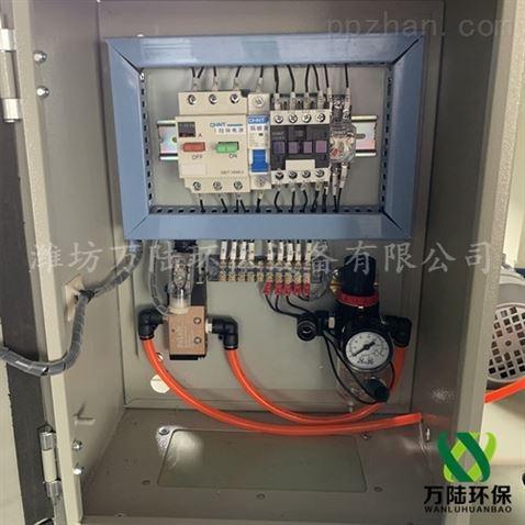 清鎮市紙箱廠油墨污水一體化處理設備