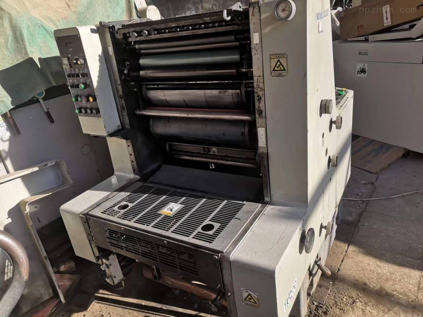 出售冠华5200单色印刷机  重型  飞达