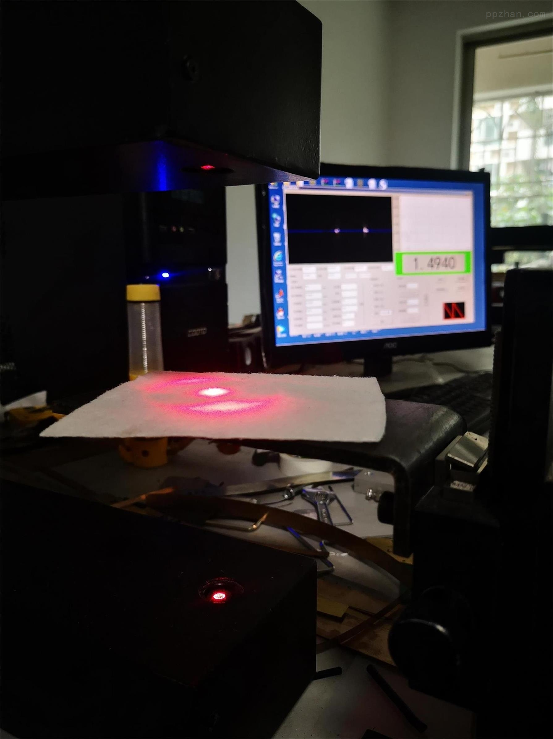 表面瑕疵探查CCD光学表面缺陷在线检测仪
