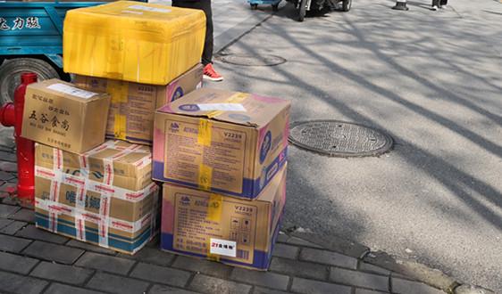 """菜鳥第三場""""回箱計劃"""" 鋪設1800個回收箱"""