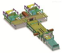 广东纸箱包装印刷全自动包装生产线定制厂家