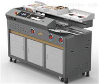 彩霸高速重型胶装机k10