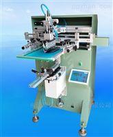 洛阳市丝印机厂家笔杆眉笔化妆笔丝网印刷机
