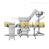 液体灌装机-全自动耐腐蚀盐酸称重分装机