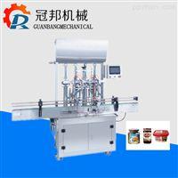 济南厂家直销酱料灌装生产线 酱料包装机